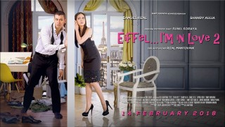 Reuni LDR Shandy Aulia dan Samuel Rizal di Eiffel I'm in Love 2
