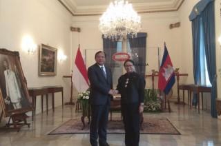 60 tahun Hubungan RI dan Kamboja akan Dihiasi Banyak Kegiatan