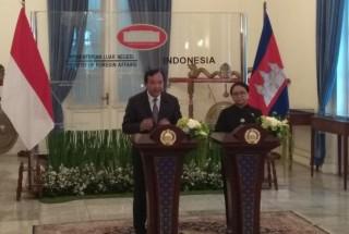 Peran RI untuk Rekonsiliasi Filipina Selatan Diakui Kamboja