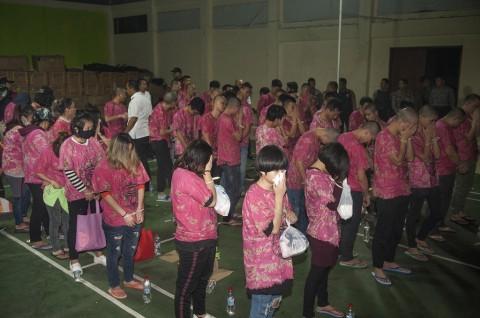 56 Warga Tiongkok Dideportasi dari Bali