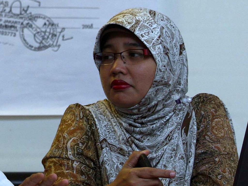 Komisioner KPAI Bidang Pendidikan Retno Listyarti. (Foto: MI/Susanto).
