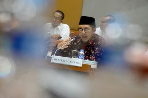 Menteri Lukman Tersengat Ikan Pari