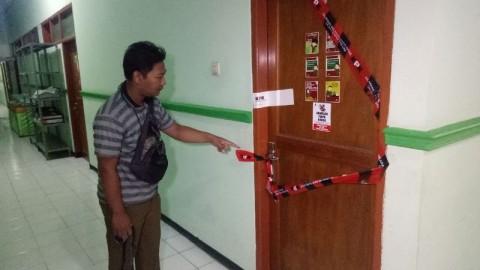 KPK Segel Ruang Kadis Kesehatan Kabupaten Jombang