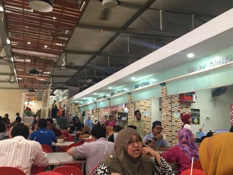 Backpacker ke Malaysia, Jangan Lupa Mencoba Nasi Bujang