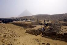 Makam Berusia 4.400 Tahun Ditemukan Dekat Piramida Mesir