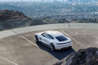 Menanti Porsche Mission E Hingga 2019