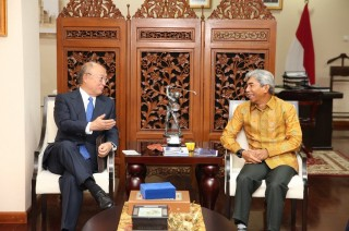 Indonesia-IAEA Bahas Manfaat Nuklir di Bidang Pertanian