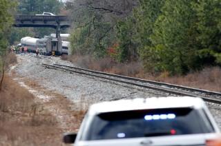 Kepanikan Terjadi dalam Insiden Kereta Amtrak di AS