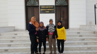 KBRI Kairo Pulangkan Empat TKW Ilegal