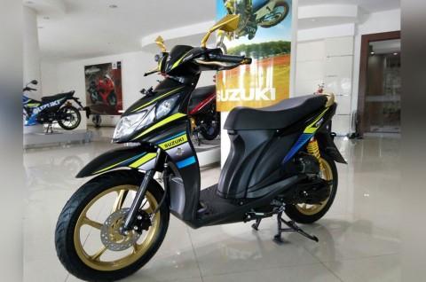 Tampilan Nyentrik Suzuki Nex Dari Timur Indonesia Medcom Id