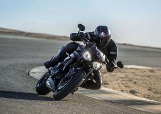 Triumph Pertahankan Desain Lawas Speed Triple