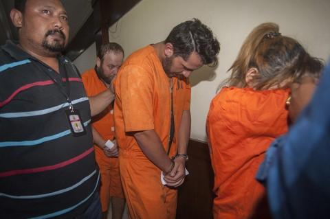 Polda Bali Tangkap Pelaku Penculikan Warga Bulgaria