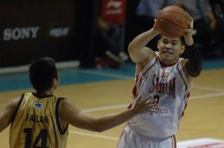 Ambisi Valentino Wuwungan di Timnas Bola Basket Indonesia