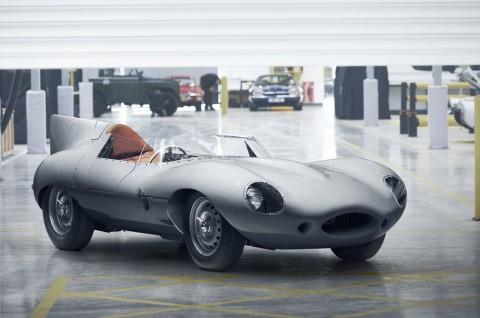 Jaguar D-Type 'Bangkit dari Kubur', Hanya 25 Unit