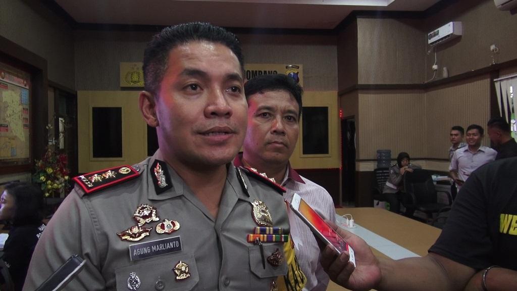 Kapolres Jombang AKBP Agung Marlianto. (Medcom.id/Nurul Hidayat)
