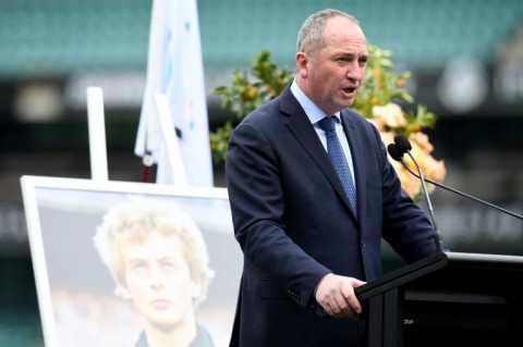 Deputy PM's Affair with Staffer Grips Australia