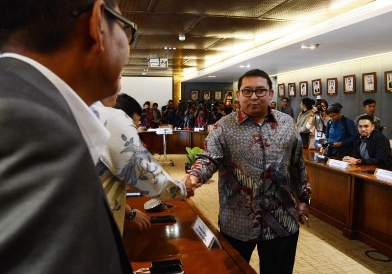 Wakil Ketua DPR Fadli Zon/MI/Mohamad Irfan