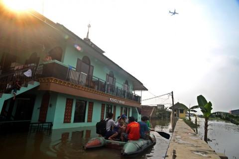 Pemkot Tangerang Gelontorkan Rp220 Miliar Antisipasi Banjir