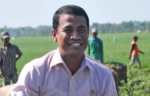 Mentan Jaga Harga Gabah Petani tak di Bawah HPP