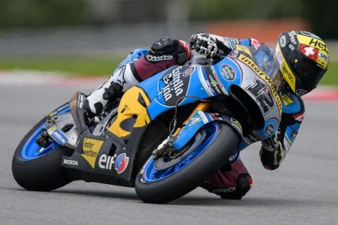 Thomas Luthi Siap Lakoni Debut di MotoGP