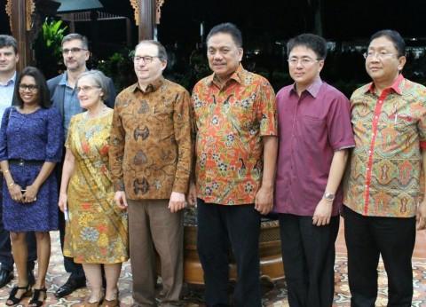 Prancis-Sulawesi Utara Bahas Kerja Sama Empat Sektor