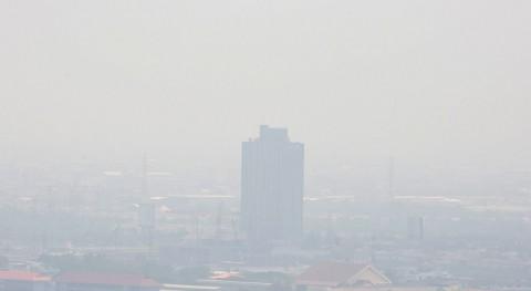 Polusi Udara, KBRI Bangkok Imbau WNI Pakai Masker