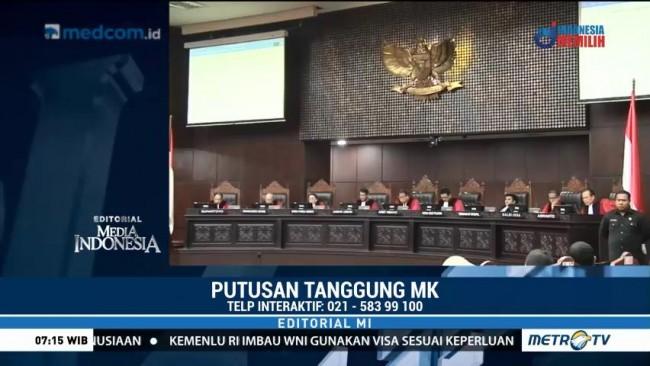 Putusan Tanggung MK