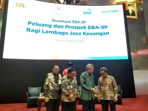 SMF Sosialisasi EBA-SP ke Pelaku Jasa Keuangan