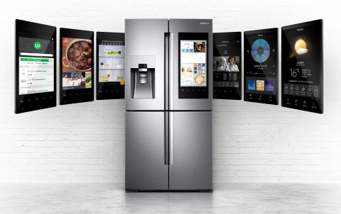 Samsung Family Hub Lebih Dulu Masuk Australia dan Selandia Baru