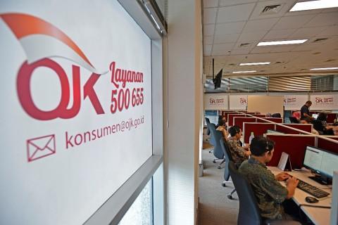 OJK Harap Lembaga Keuangan Nonbank Banyak Serap EBA-SP