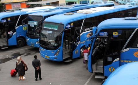 Trayek Bus Bekasi-Bandara Ditambah