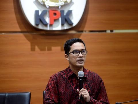 KPK Belum Terima Rekomendasi Hak Angket