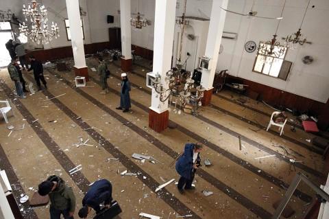 Bom Meledak di Masjid Libya saat Salat Jumat, 1 Tewas