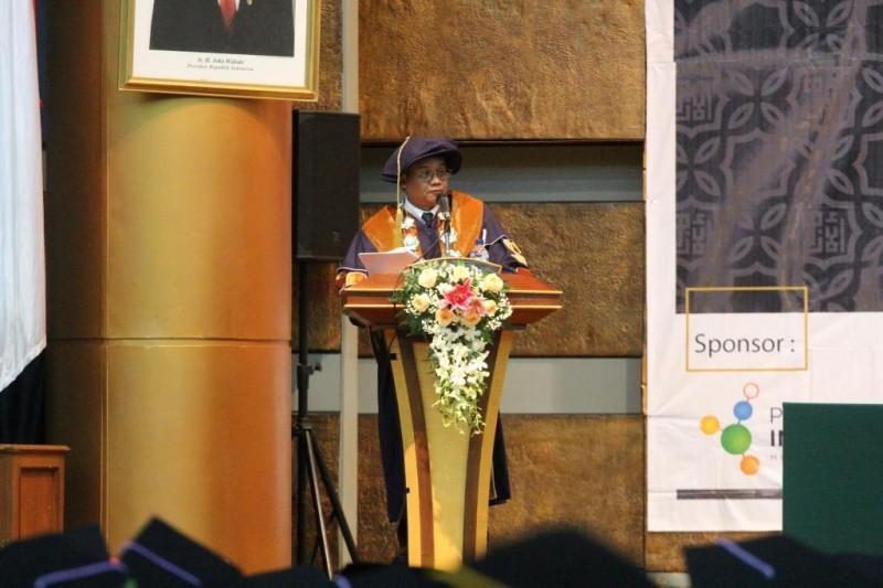 Rektor UAI Asep Saefuddin. Foto: Medcom.id/Anggi Tondi Martaon