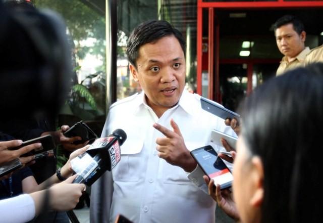 Ketua Bidang Advokasi Partai Gerindra, Habiburokhman. Foto: MI/Adam Dwi