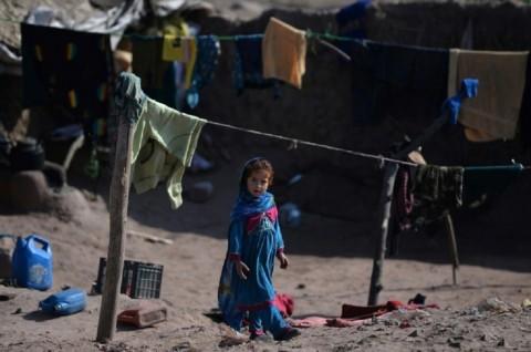 Pengungsi Afghanistan Dihadapkan pada Dua Pilihan Sulit