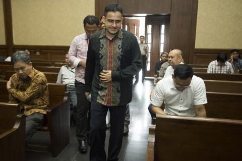 Ditjen PAS Teruskan Proses Asimilasi Nazaruddin
