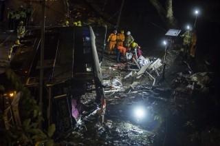 Kecelakaan Bus Tingkat di Hong Kong Tewaskan 19 Orang