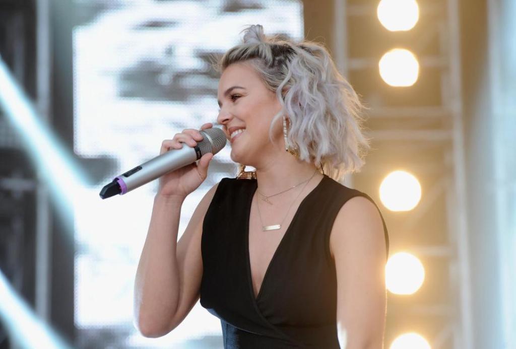 Kiprah Anne Marie di industri musik terbilang cukup cemerlang di kalangan musisi internasional. (Foto: The Sun)
