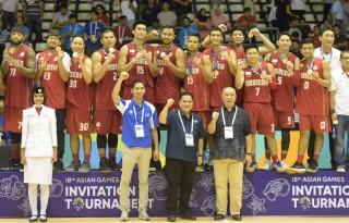Raih Medali Emas, Timnas Basket Tetap Dievaluasi