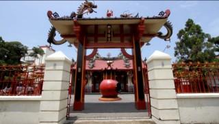 Tegal dan Sejarah Dewa Tek Hay Cin Jin