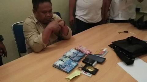 Pejabat Bulog Bolmong Terkena OTT