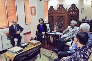 Maroko Dukung Indonesia jadi Anggota Tidak Tetap DK PBB