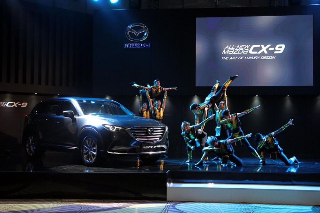All New Mazda CX-9, Mobil Termahal Mazda Indonesia