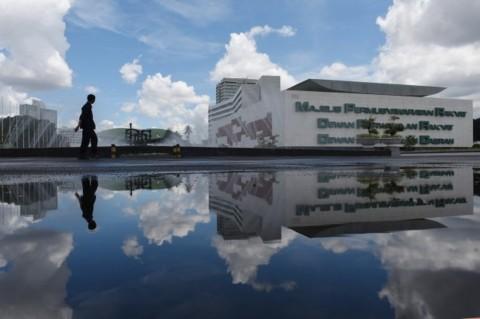 Ilustrasi: DPR. Foto: Antara.
