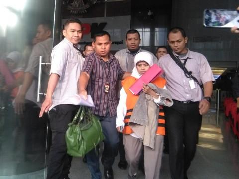 Ketua Fraksi PDIP di DPRD Kebumen Dian Lestari Subekti Pertiwi