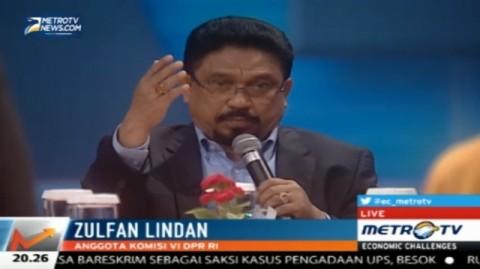 Wakil Ketua Fraksi Nasdem Zulfan Lindan