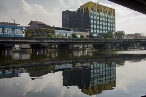 Suasana Hotel dan Griya Pijat Alexis di Jakarta. Foto: