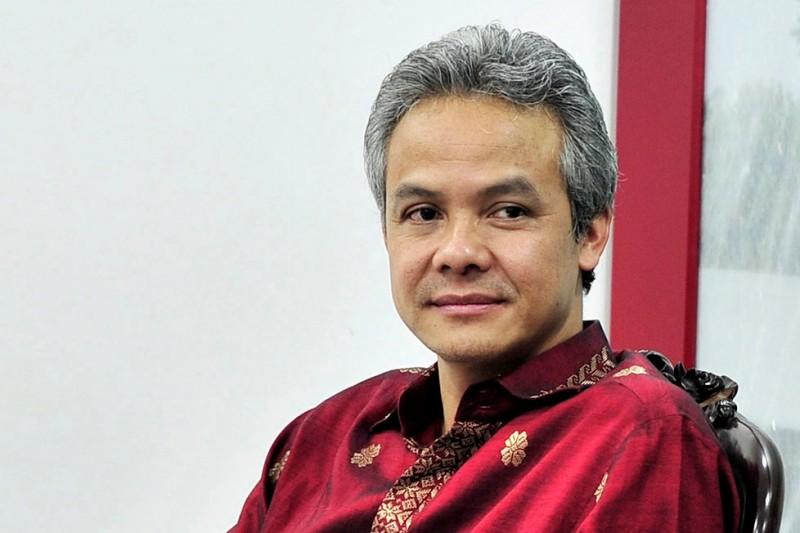 Gubernur Jawa Tengah Ganjar Pranowo. Foto: Antara/Ismar Patrizki