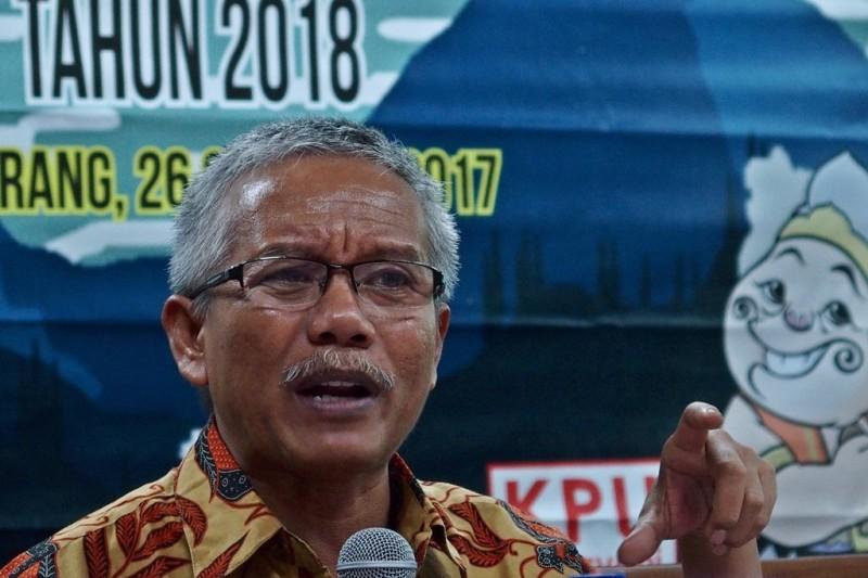Ketua KPU Jateng Joko Purnomo. Foto: Antara/R Rekotomo